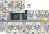 Chính chủ bán gấp CC FLC Star Tower, Quang Trung, căn 1810, DT 93.5m2, giá 18.5tr/m2. LH 0906237866