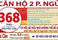 Góp 3- 5tr/tháng có ngay căn hộ xã hội mặt tiền Nguyễn Văn Linh, Phường 7, Quận 8, Tp. HCM