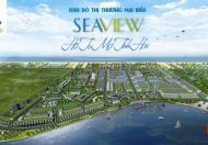 Khu đô thị sát biển nằm trên tuyến đường Trường Sa nối dài, Sea View, giá tốt cho nhà đầu tư