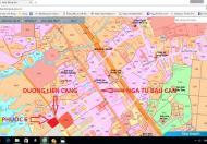 Mặt tiền đường Bàu Cạn, Long Thành, Đồng Nai, giá CĐT 5,3tr/m2