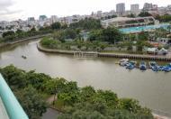 Vỡ nợ, cần tiền bán gấp CH góc 2PN, 72m2 CC 10A Trần Nhật Duật view sông, giá 2,7 tỷ. 0909763212