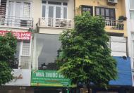 Bán nhà mặt phố Ô Chợ Dừa, DT 40m2, 4 tầng, giá 13.5 tỷ