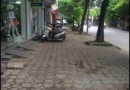 Cho thuê nhà mặt phố Đặng Xuân Bảng, Linh Đàm, diện tích 30m2 x 1 tầng