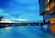 Không gian sống đẳng cấp chỉ có tại sky villa 4PN, 3 hướng giáp sông