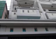 Bán nhà hẻm 6m Nơ Trang Long, Bình Thạnh 4.3x13m, 5 tầng, xây 2017