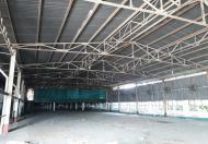 Cần cho thuê kho đường Gò Ô Môi, Quận 7, DT 500m2 - 1000m2, mới xây dựng lâu dài 5 năm