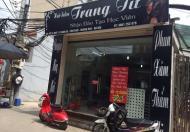 Sang nhượng salon tóc phố Nam Dư, Hoàng Mai, 0979960079