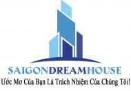 Bán nhà mt Bà Huyện Thanh Quan, P6, Q3, DT 4m x 20m, vị trí cực đẹp vỉa hè rộng 6m, giá 24,5 tỷ