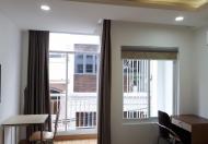 Căn hộ mini cao cấp mới xây xong 30m2, 7.8 triệu/th, Q.Phú Nhuận, ban công, bếp, máy giặt riêng