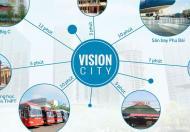 Chiết khấu ngay 5 chỉ vàng khi mua đất nền tại Vision City đến ngày 10/09