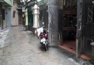 Bán nhà ngõ trung tâm Điện Biên Phủ, Hồng Bàng, ô tô đỗ cửa, 4 tầng, giá 4,6 tỷ lh: 0916 969 822