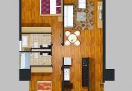 Chính chủ căn góc 97.21m2, giá 26tr/m2, chung cư New Skyline Văn Quán, vay ngân hàng tới 65%, LS 0%