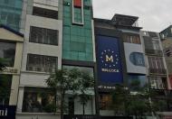 Bán nhà mặt phố Tôn Đức Thắng, diện tích 97m2, lô góc, mặt tiền 4.8m giá 21.8 tỷ