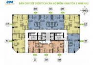 Thu hồi vốn đầu tư bán rẻ CC FLC Garden (Đại Mỗ), DT 66m2 và 105m2, hướng đẹp, giá 16tr/m2