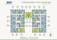 (A Chính) CC FLC Đại Mỗ, tòa HH3 tầng 15 căn 07 DT 65,8m2, giá bán cắt lỗ sâu 16.5tr/m2, 0981129026