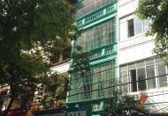Bán nhà trong ngõ, phố Khương Trung, diện tích 60m2, xây 4 tầng, hiện đang kinh doanh