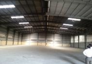 Cho thuê nhà xưởng, kho giá rẻ tại TX Phú Thọ 1300m
