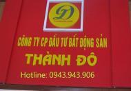 Bán lô đất 530 ngã tư voi, phường Đông Vệ, TP Thanh Hóa