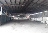 Cho thuê kho bãi nhà xưởng 1.100m2, đường Lê Văn Lương, Quận 7 lâu dài 5 năm, có công chứng