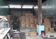 Cho thuê kho bãi nhà xưởng 380m2 Bùi Văn Ba, khu vực xa khu dân cư, KD đủ ngành nghề. 0909628911