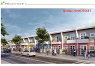 Bán nhà phố giá rẻ gần Hóc Môn, 54m2 - 70m2, giá 898tr (0906292683)