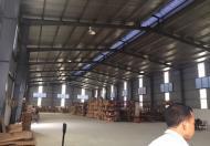 Kho xưởng giá rẻ cho thuê tại trung tâm thị xã Phú Thọ DT 1305m2