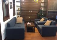 Cho thuê căn hộ Golden Land 111m2, 3 phòng ngủ, đủ đồ, 15tr/tháng