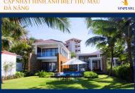 Bán biệt thự Đà Nẵng, DT 999m2, view sát biển, full nội thất đang cho thuê 300tr/th. LH: 0984391239