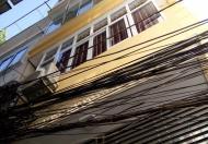 Bán nhà phố Nguyễn Khang 62m 4 tầng kinh doanh giá 5.6 tỷ