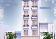 Bán gấp tòa nhà 7.5 tầng phân lô đường Trung Yên 9, DT 95m2. Giá 15 tỷ