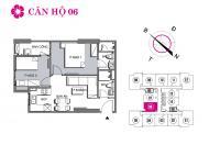 Bán căn hộ 53m2 chung cư The K Park Văn Phú Hà Đông