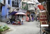Mặt bằng KD hàng ăn ngõ phố Lê Thanh Nghị, 40m2, MT 4m, 12tr/th