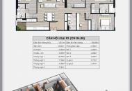 Chính chủ bán căn 10 tòa A1 diện tích 152m2, 3PN, 3WC EcoLife Captiol