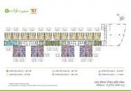 CC bán gấp Ecolife Capitol diện tích 103.1m2, 3PN, 2WC, căn góc, LH: 098.111.5218