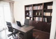 Nhà riêng Ngọc Hà mới 100% ô tô đỗ cửa làm văn phòng, DT: 20m2 x 4 tầng, 7 tr/th