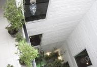 Cho thuê nhà 3 tầng MT Điện Biên Phủ - Nhà trống suốt