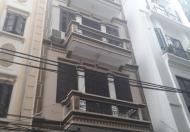 Nhà PL ô tô đỗ cửa Vạn Phúc 40.3m, MT 5.2m, khu dân trí cao