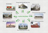 Chính chủ cần bán cắt lỗ căn biệt thự liền kề 74.3 m2, Tây Nam KĐT Xuân Phương Viglacera, 3.8 tỷ