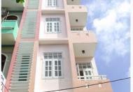 Cho thuê nhà mặt tiền đường 30/4, 3 lầu, gần ngã 3 Trần Ngọc Quế, DTSD: Hơn 200m2, giá 27 tr/th
