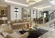 Cho thuê nhà mặt tiền sông Vincom Shophouse, 3 lầu, đầy đủ tiện nghi, DTSD 300m2, giá 30 tr/th