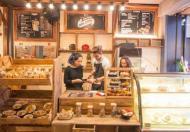 Sang nhượng cửa hàng cafe - bánh ngọt tại mặt phố 236 Kim Mã