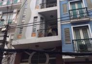 Bán nhà HXH đường Trần Khắc Trân, P. Tân Định, Q1. DT: 4x20m, giá: 14,5 tỷ
