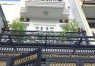 Cực rẻ! Bán nhà hẻm Hoàng Hoa Thám, p5, Bình Thạnh 4.5X18m, 3 lầu