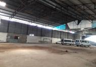 Cho thuê kho xưởng ngắn hạn, dài hạn, DT 500m2, 1000m2 đường Nguyễn Văn Quỳ, giá rẻ 50.000đ/m2/th