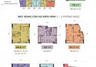 Bán căn hộ 2PN của chung cư Phúc Yên 3, tại Tân Bình, với giá 1,4 tỷ