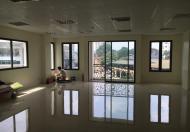 Cho thuê văn phòng, DT: 70m2, 105m2, mặt phố Linh Lang, LH: 0903226595