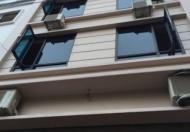 Bán nhà đẹp 56m2* 5 tầng, MT 4,3m, khu Hào Nam, kinh doanh, spa, văn phòng, giá 11 tỷ