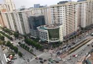 Cho thuê căn hộ chung cư để ở, DT 68m2, 2 PN