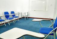 Cho thuê phòng học giá rẻ tại Bình Thạnh, TPHCM