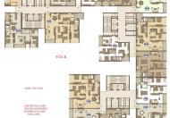 Bán căn hộ 07B2 Mandarin Garden, Cầu Giấy, Hà Nội. Diện tích 171.6m2